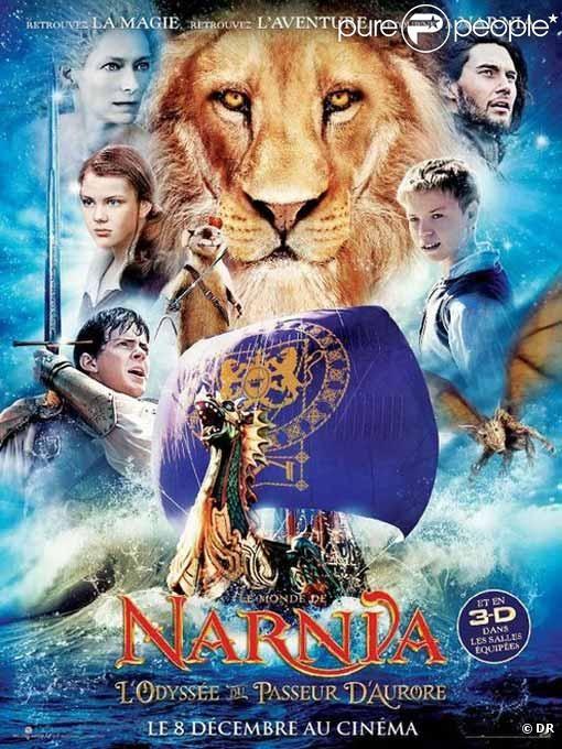 Narnia L Odyssee Passeur D Aurore Narnia Le Monde De Narnia Film Fantastique