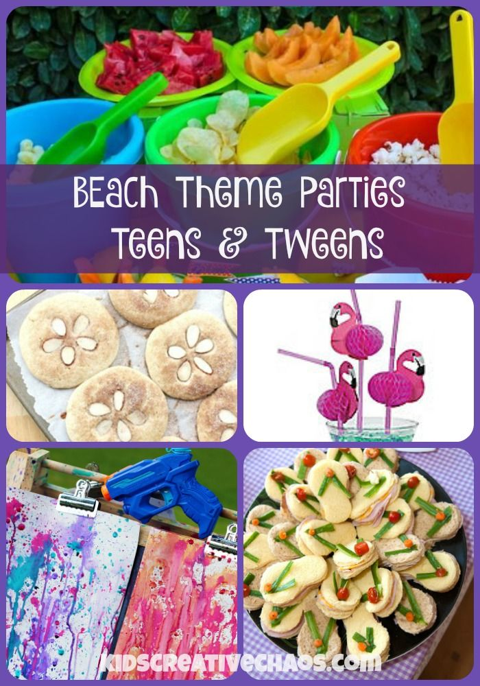 Pool Party Food Ideas For Teenagers pool party food ideas for teenagers healthy beachpool party snack ideas youtube finger food recipes for Beach Theme Pool Party Ideas For Teens And Tweens