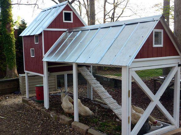 Coop 10 Diy Chicken Coop Plans Urban Chicken Coop Diy Chicken Coop