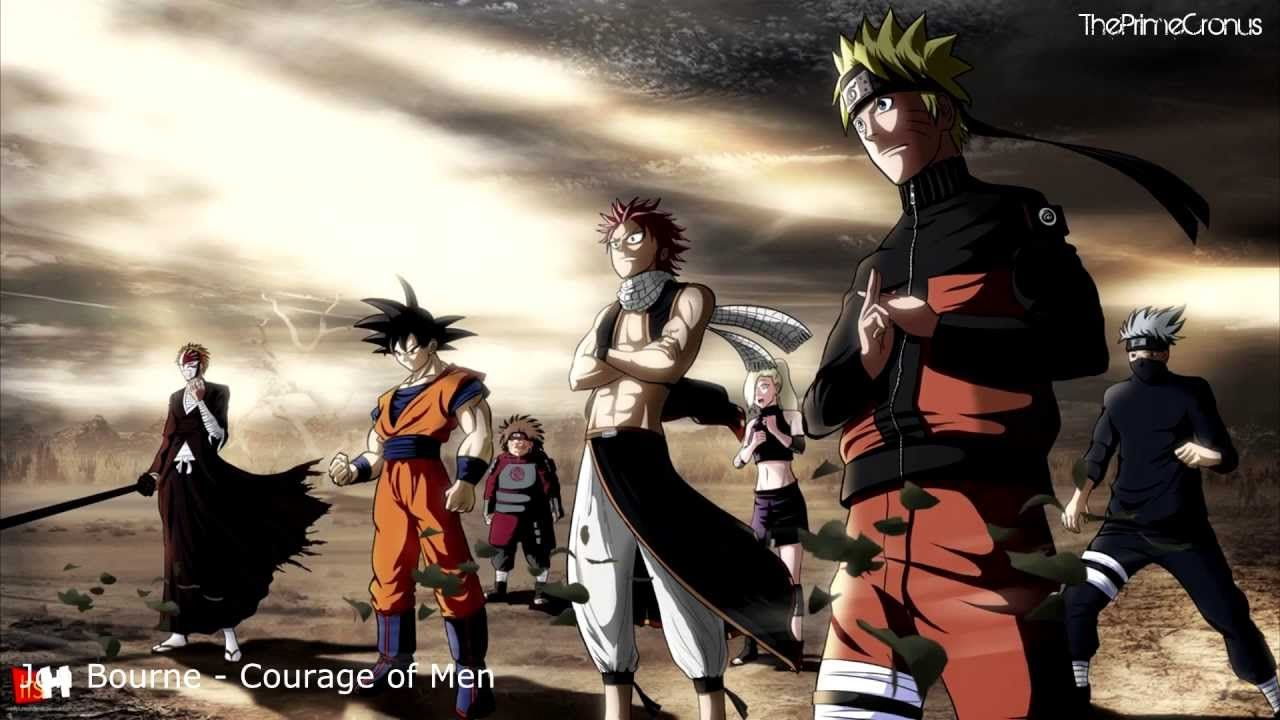 4-Hour   Epic Music Mega Mix   macanelli millsante   Naruto
