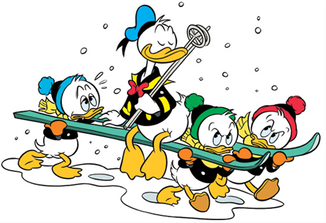 Donald Duck (With images) | Disney duck, Disney world ...