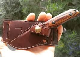 Image Result For Making A Cross Draw Knife Sheath Leather Work