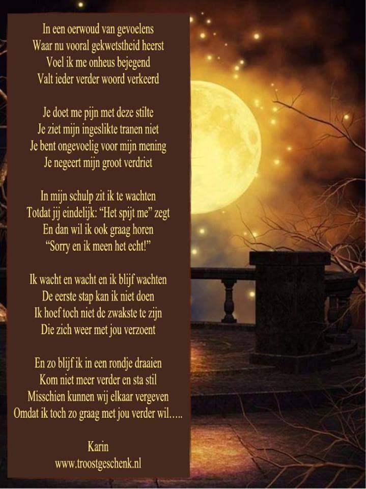 Het Spijt Me Mooie Gedichten Gedichten En Gevoelens