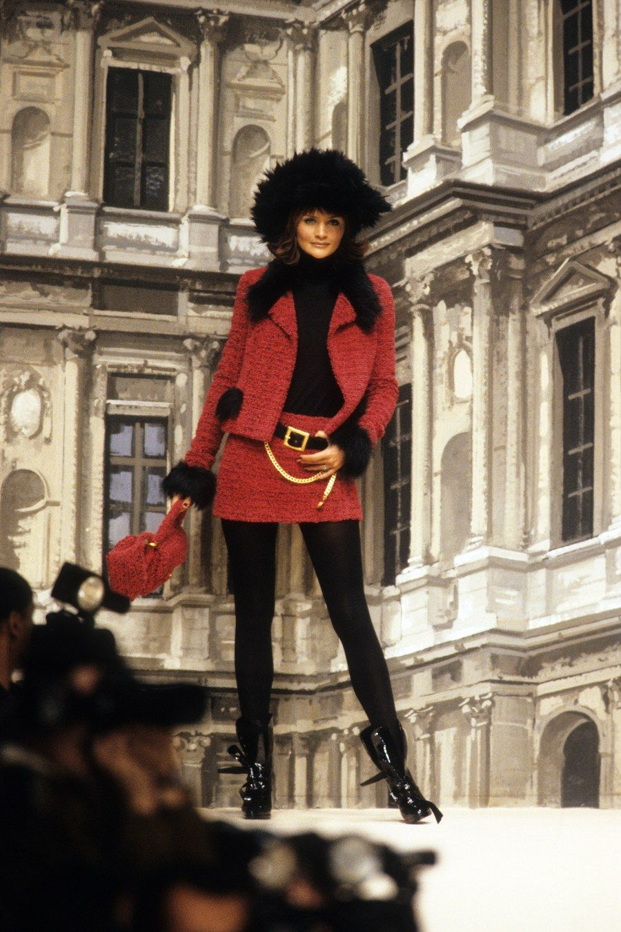 Chanel Fall 1994 Ready-to-Wear Fashion Show