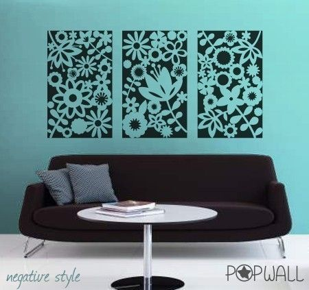 17 decals pins to check out | color | pinterest | wall, wall decals