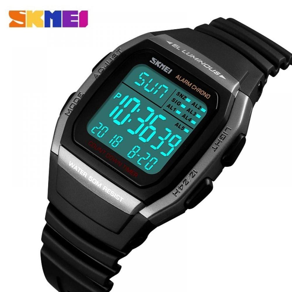 SKMEI Luxury Brand Men Analog Digital Sport Watches Men's Army Military Watch Man Digital Watch Relogio Masculino 1278 #sportswatches