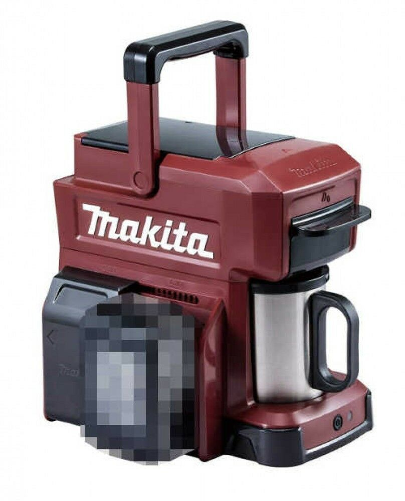 efdc86aa1ccfb4 eBay #Sponsored Makita Cm501dzar Tragbar Ladegerät Kaffeemaschine Rot  Gehäuse nur Fast Schiff