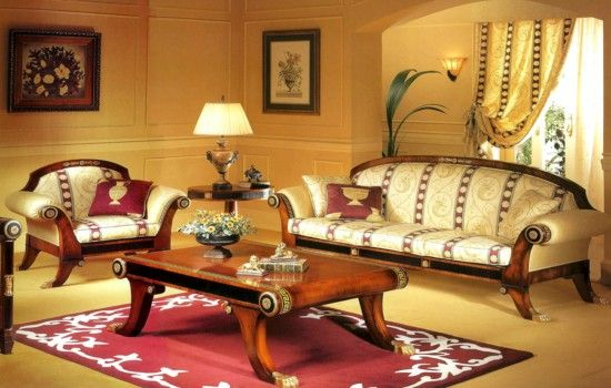 French Living Room Furniture Decorating Ideas Furniture Old and