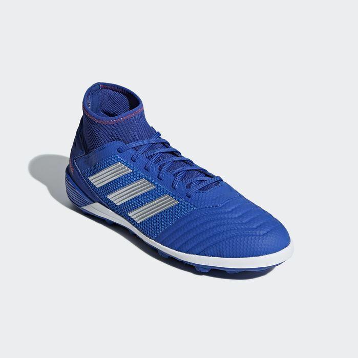 Predator Tango 19 3 Turf Shoes Bold Blue 10 Mens Turf Shoes Predator Boots
