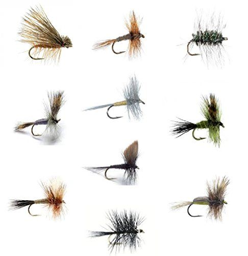 Size 16 2 Flies GNAT  Wet  Fly Fishing