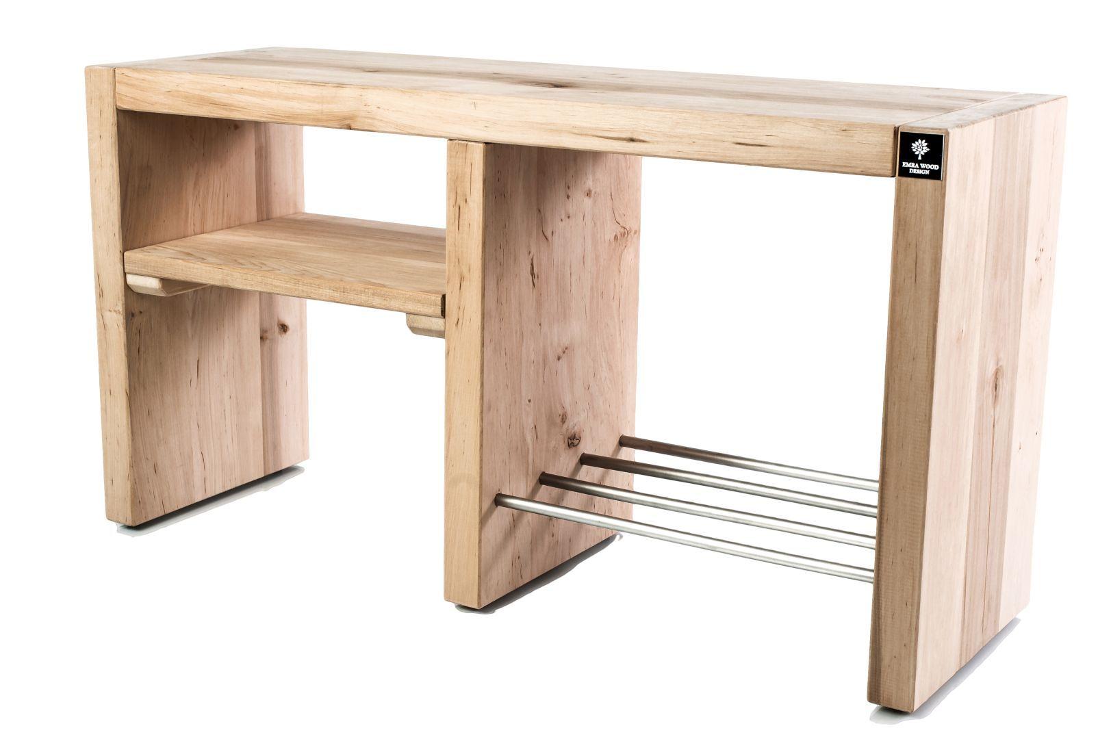 Rdd 1 65 Cm Regal Szafka Na Buty Z Siedziskiem Kolor Naturalny Drewno Lite Olch Wood Design Wood Shelves