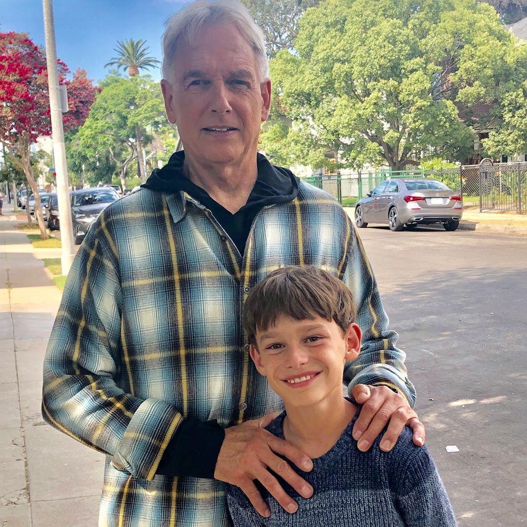 Sept 5 2019 Mark Harmon And Jack Fisher Darsteller