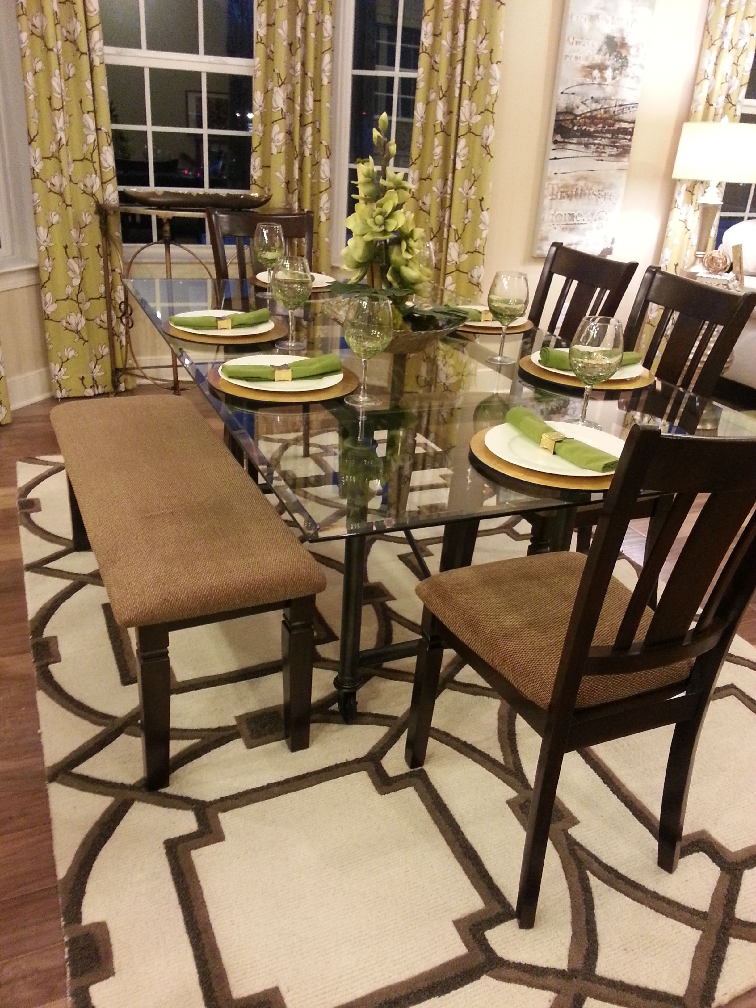 Fox Hunt Kb Home Elkridge Md Dining Room Kb Homes Dining