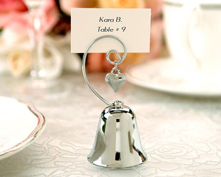 Celebrate Your Newly Married Status With Elegant Wedding Bells As Your Wedding Favors Wedding Bells Are A Tr Pernikahan Unik Bantal Cincin Souvenir Pernikahan