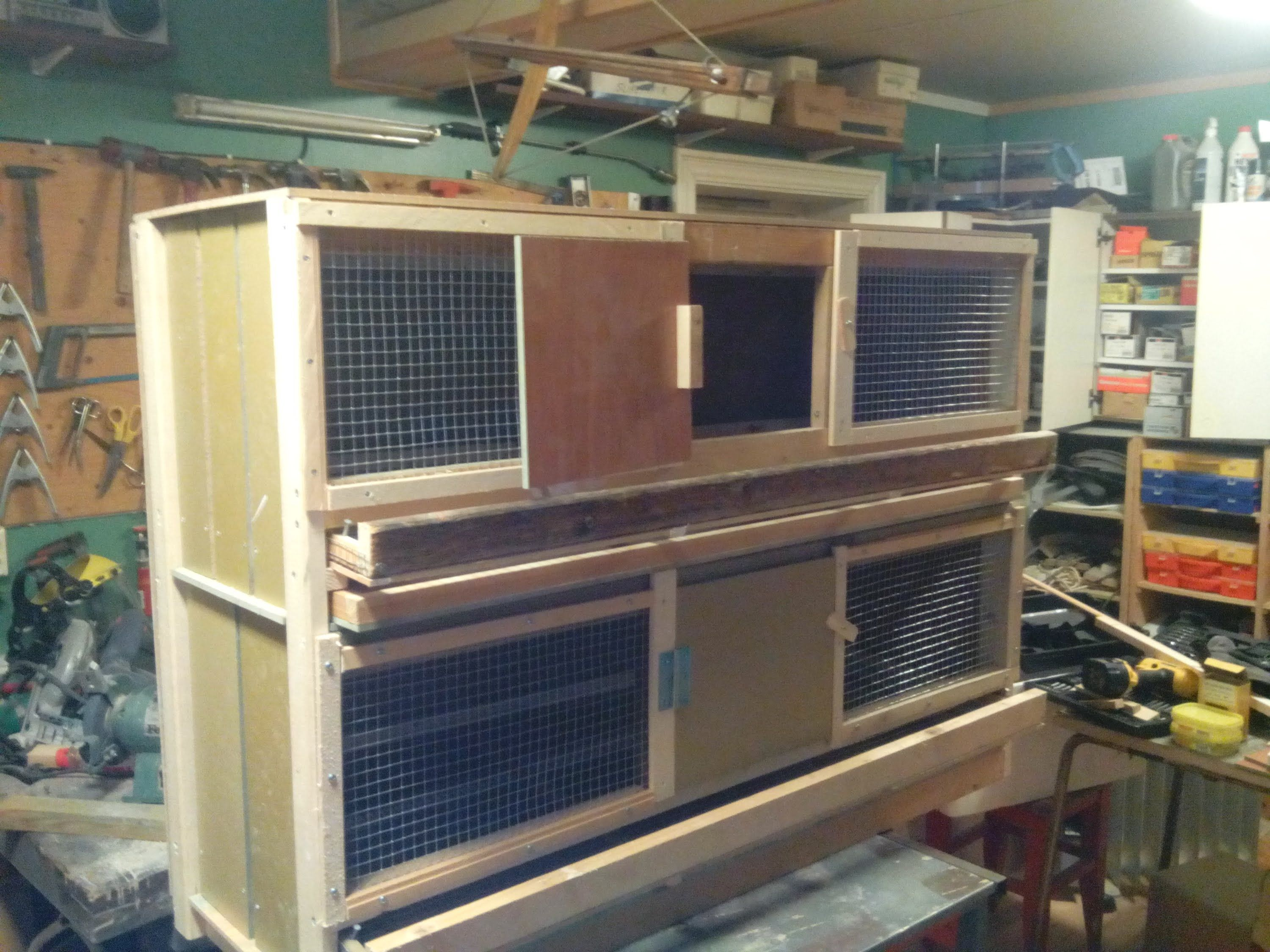 quails cage - photo #5