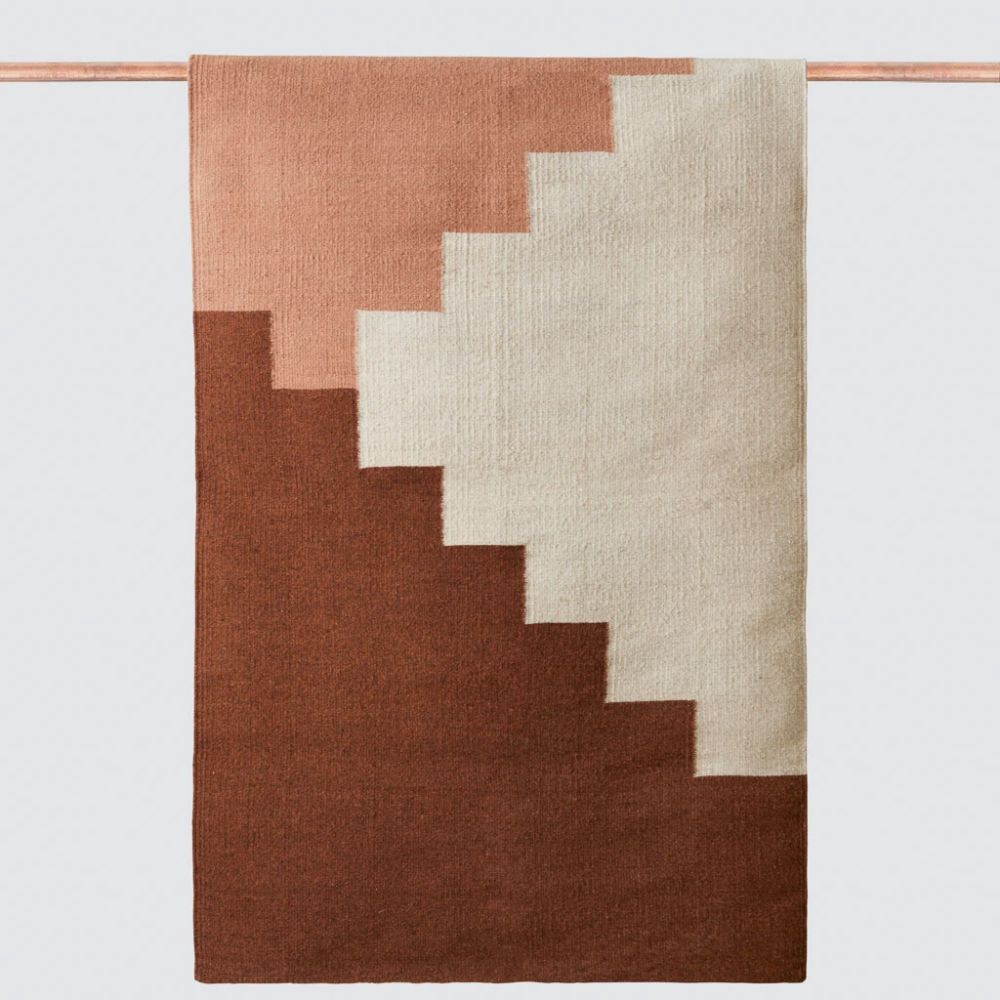 Agustin Modern Accent Rug | Geometric Rugs at The Citizenry