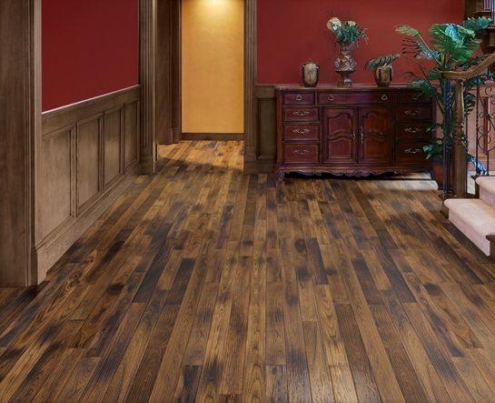 Homerwood Hardwood Flooring Amish Handscraped Wood Floor Boards