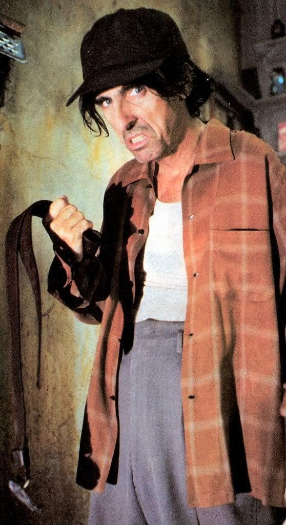 Alice Cooper as Mr. Underwood in Freddy's Dead (1991)