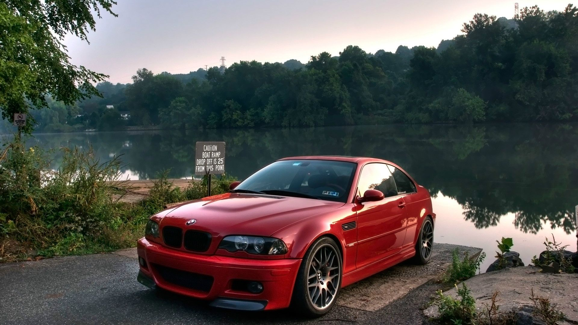 Picture 2017 Hd Red Bmw M3 E46 Wallpaper Cars Images