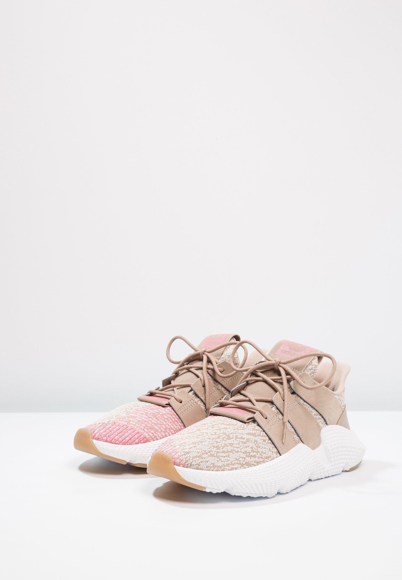 online store 0e149 adf69 adidas Originals PROPHERE - Sneakers laag - trace khakichalk pink -  Zalando.nl