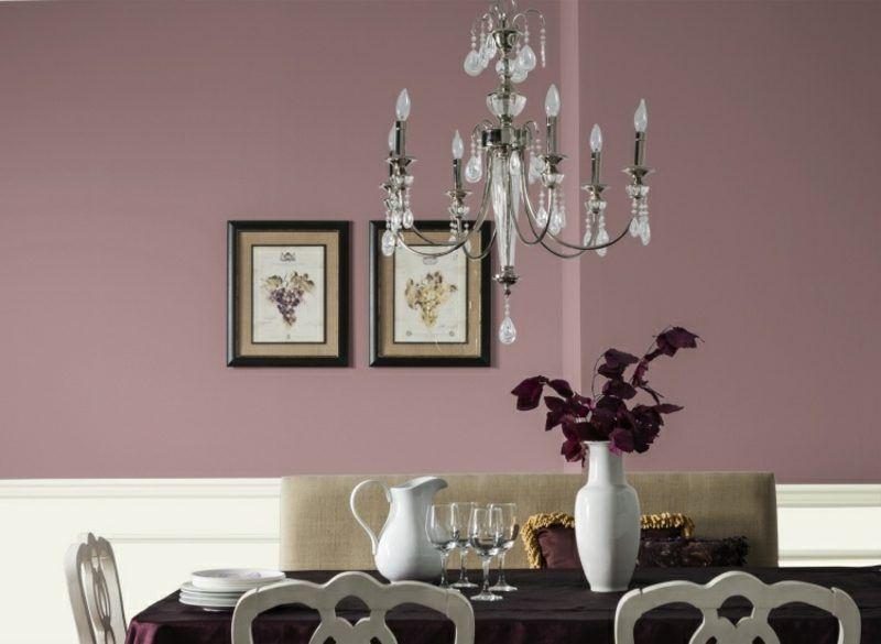 Wandfarbe Altrosa 21 Romantische Ideen Fur Ihre Wohnung Altrosa Wandfarbe Wandfarbe Wandfarbe Wohnzimmer