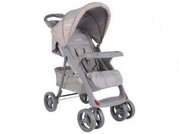 Carrinho de Bebê e Berço Passeio Cosco Lisboa - Reclinável 2 Posições p/ Crianças até 15kg