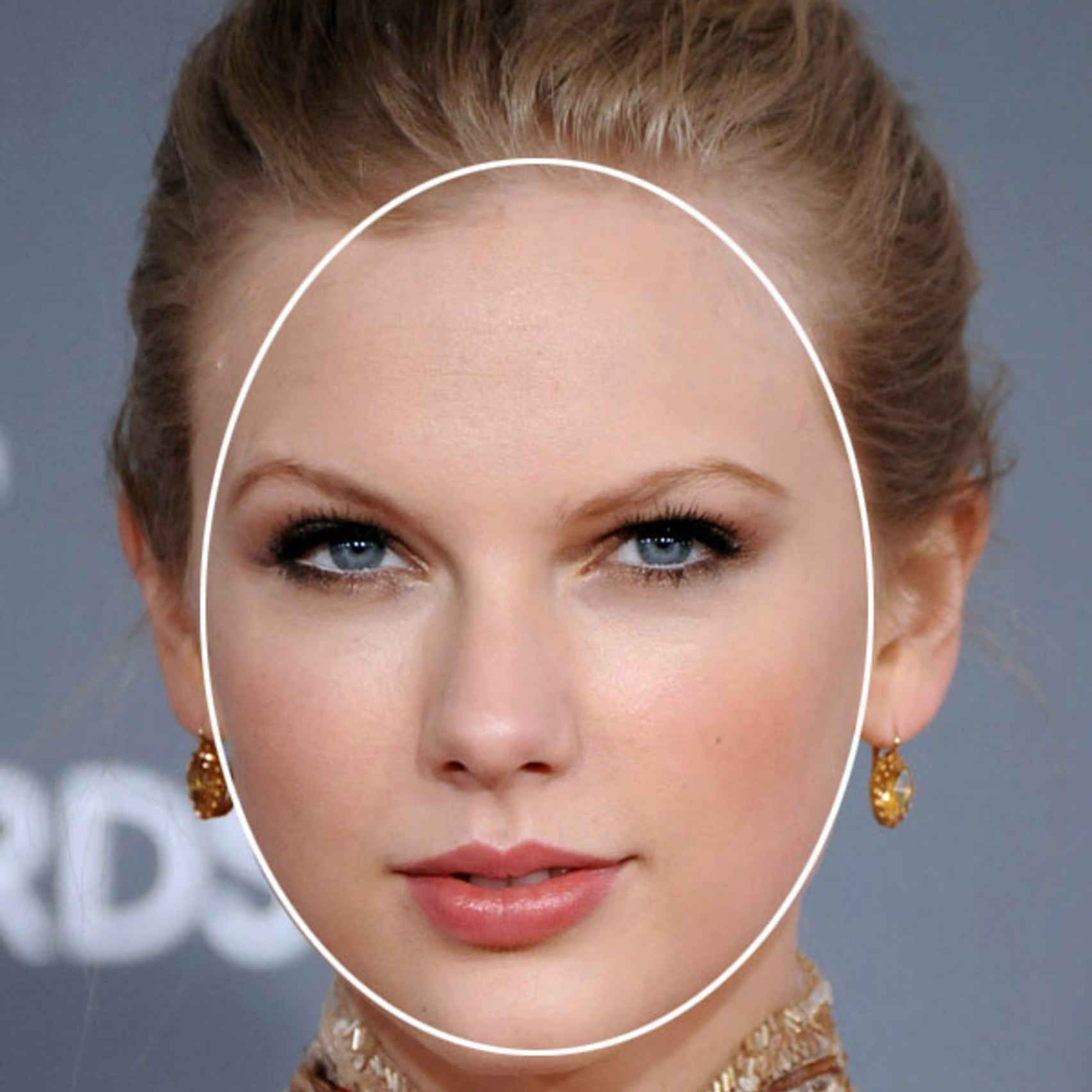 The best and worst bangs for oval faces fashion n things