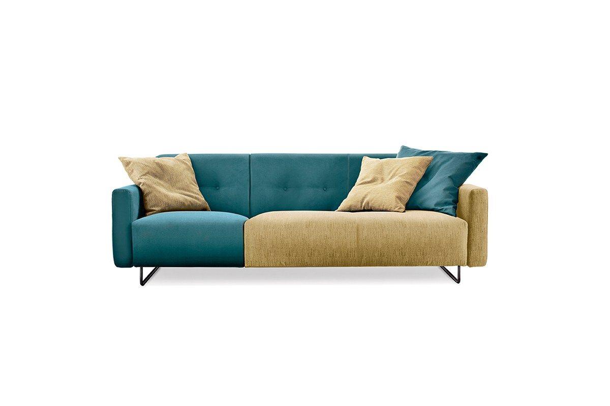 Corner sectional sofa ross by ditre italia design stefano