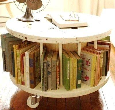 recyclage quoi faire avec un touret en bois r cup 39 pinterest touret quoi faire et. Black Bedroom Furniture Sets. Home Design Ideas