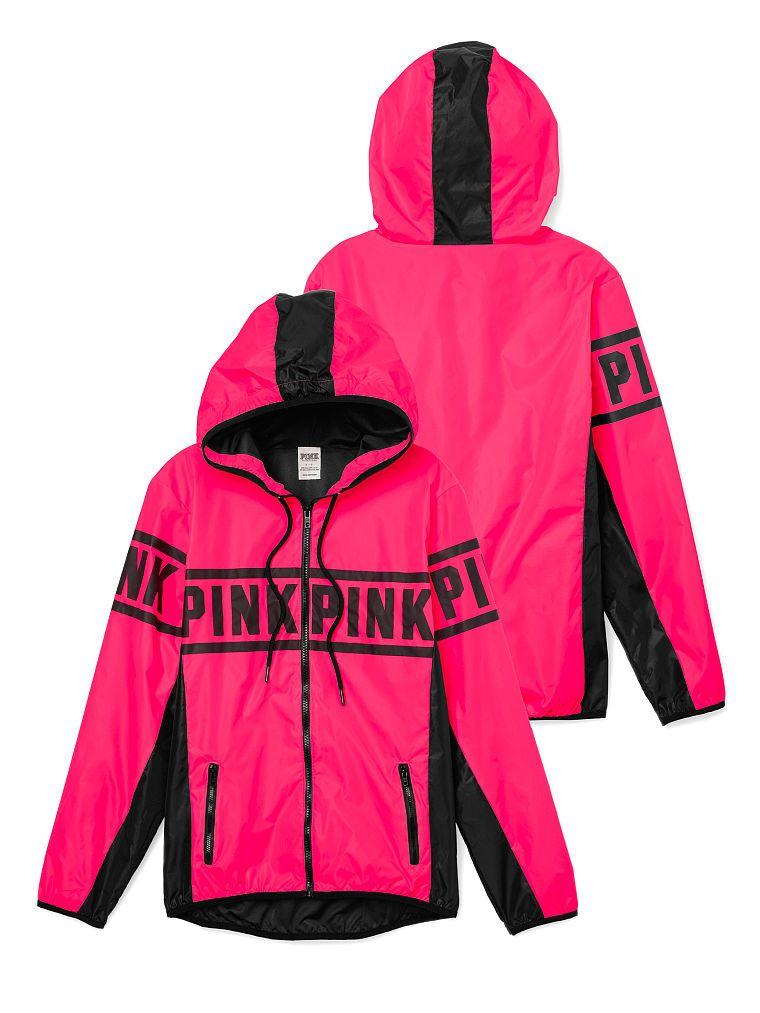 Anorak Full-Zip Hoodie - PINK - Victoria's Secret | pink ...