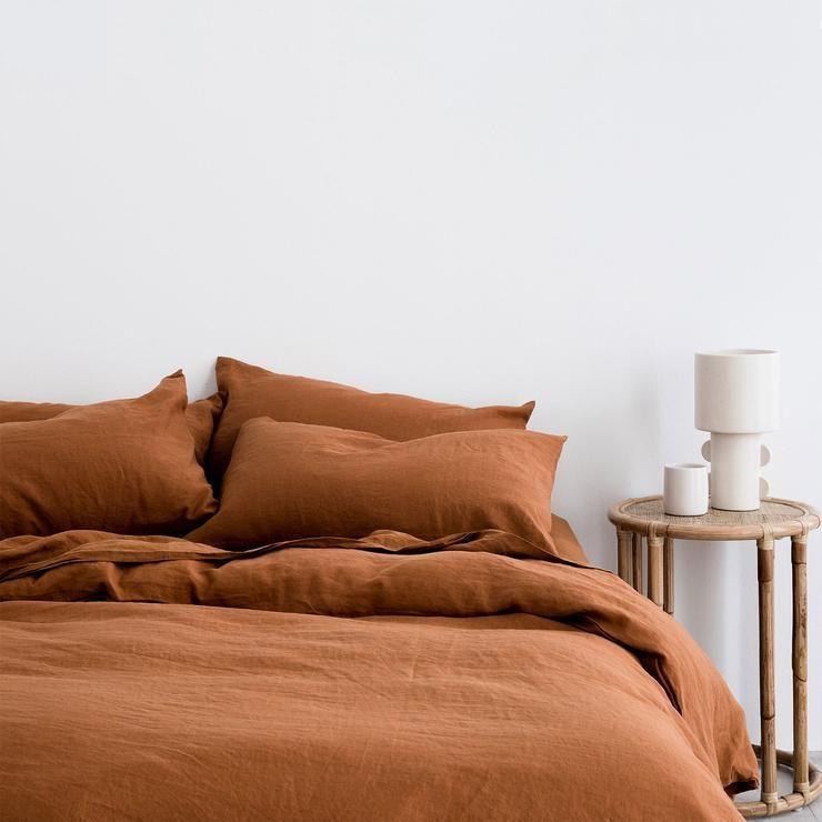 Linen Duvet Cover Bluestone Cultiver Usa Linen Duvet Covers Linen Sheet Sets Linen Duvet