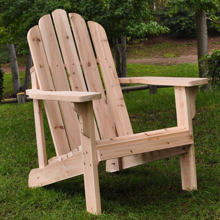 Bring A Classic Touch To Your Patio Or Poolside Ensemble With This Lovely  Chair, Featuring A Timeless Adirondack Design.