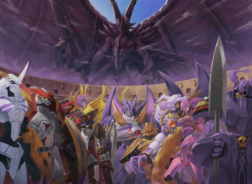 Royal Knights【Digimon】