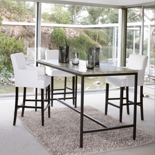 finest high dining table long island with table a diner. Black Bedroom Furniture Sets. Home Design Ideas