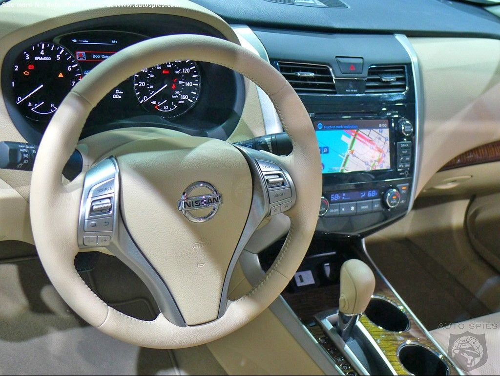 Exceptionnel 2016 Nissan Altima Interior Is Futuristic And Extremely High Tech, Yet Very  User Friendly. You Can Take This For A Test Drive In #YYC At #RoyalOakNu2026