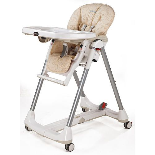 Peg Perego Prima Pappa Diner Savana Beige Peg Perego Babies R Us Folding High Chair Baby High Chair High Chair
