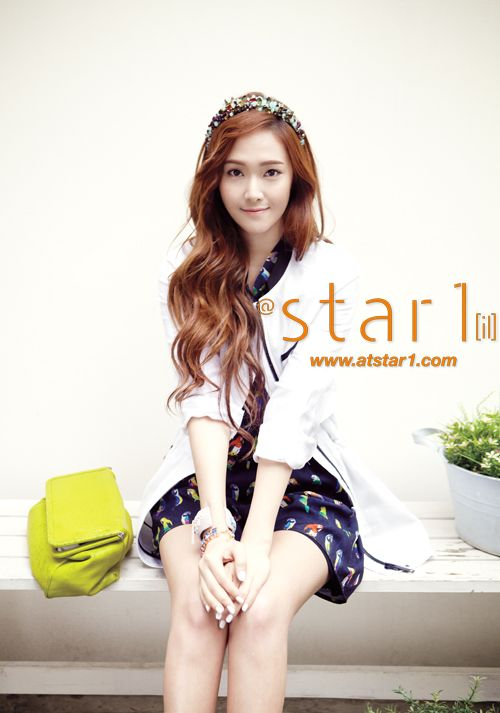 JESSICA JUNG IS GORGEOUS <3 love her