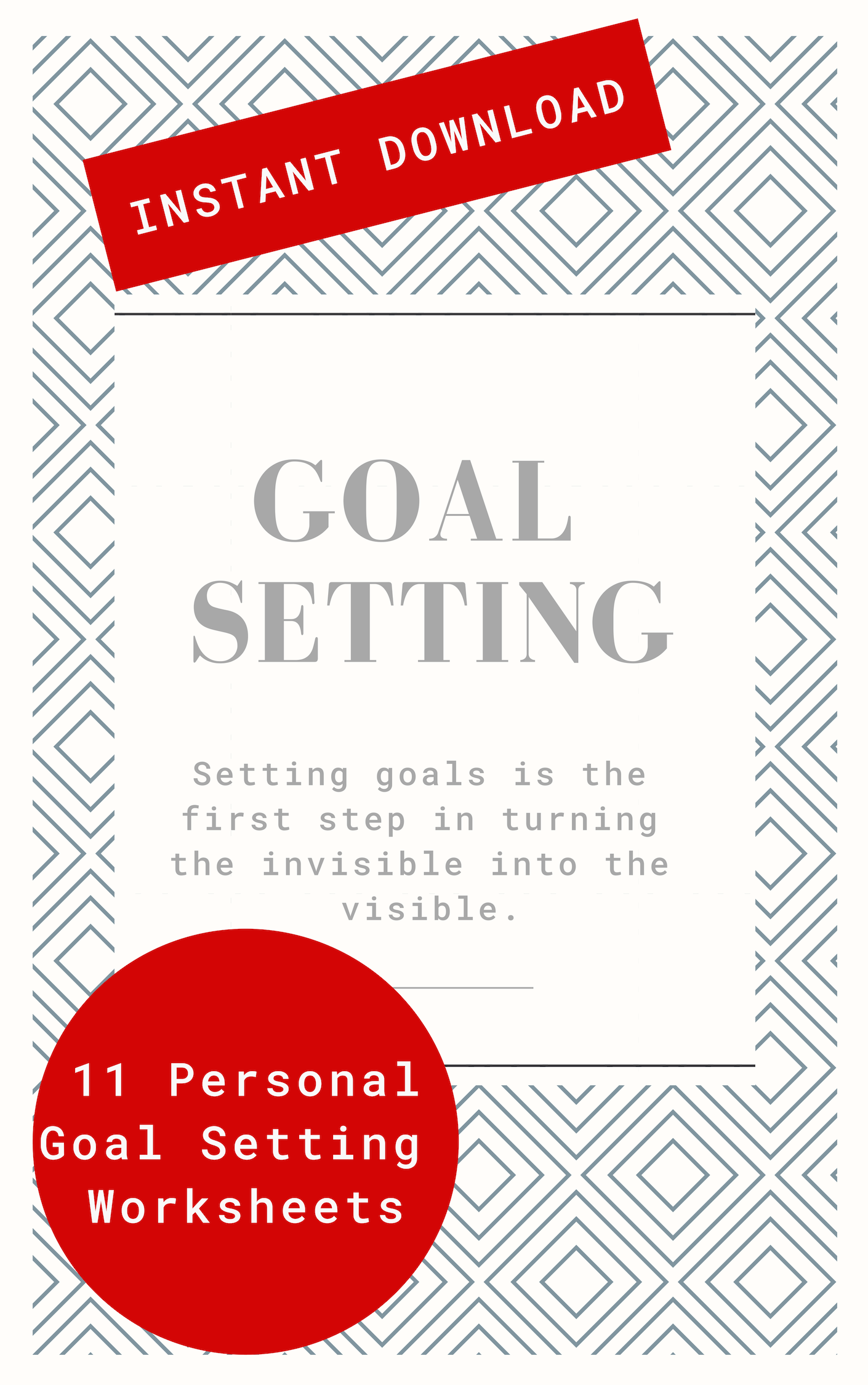 Monthly Goal Setting