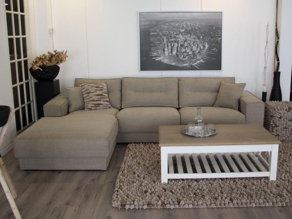 Landelijke hoekbanken koopt u eenvoudig online bij meubilex banken pinterest xl us and - Landelijke chique lounge ...