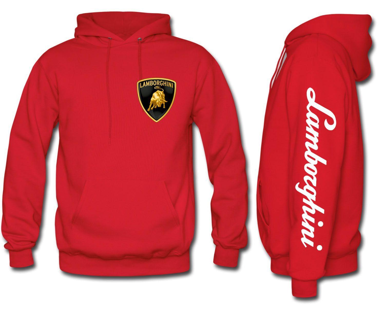 Lamborghini Hoodie Sweatshirt Products Porsche Accessories