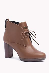 De Jakima Enkellaarzen Is Het Hoogtepunt Van Dit Seizoen Uit De Nieuwste Tommy Hilfiger Laarzen Amp Enkellaa Zapatos Botines Botines Botas Zapatos