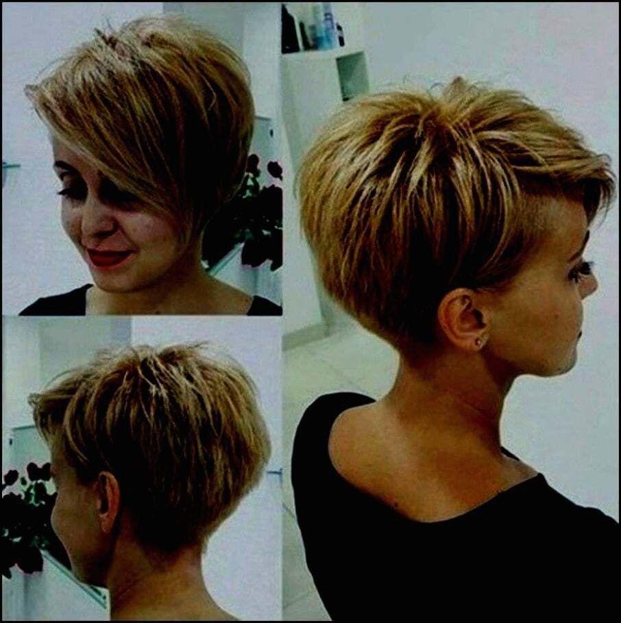 Undercut Frisuren Frau Kurze Haare Stylen Haar Runde Gesichter Kurzhaarfrisuren Feines Haar Frisur Kurz Rundes Gesicht