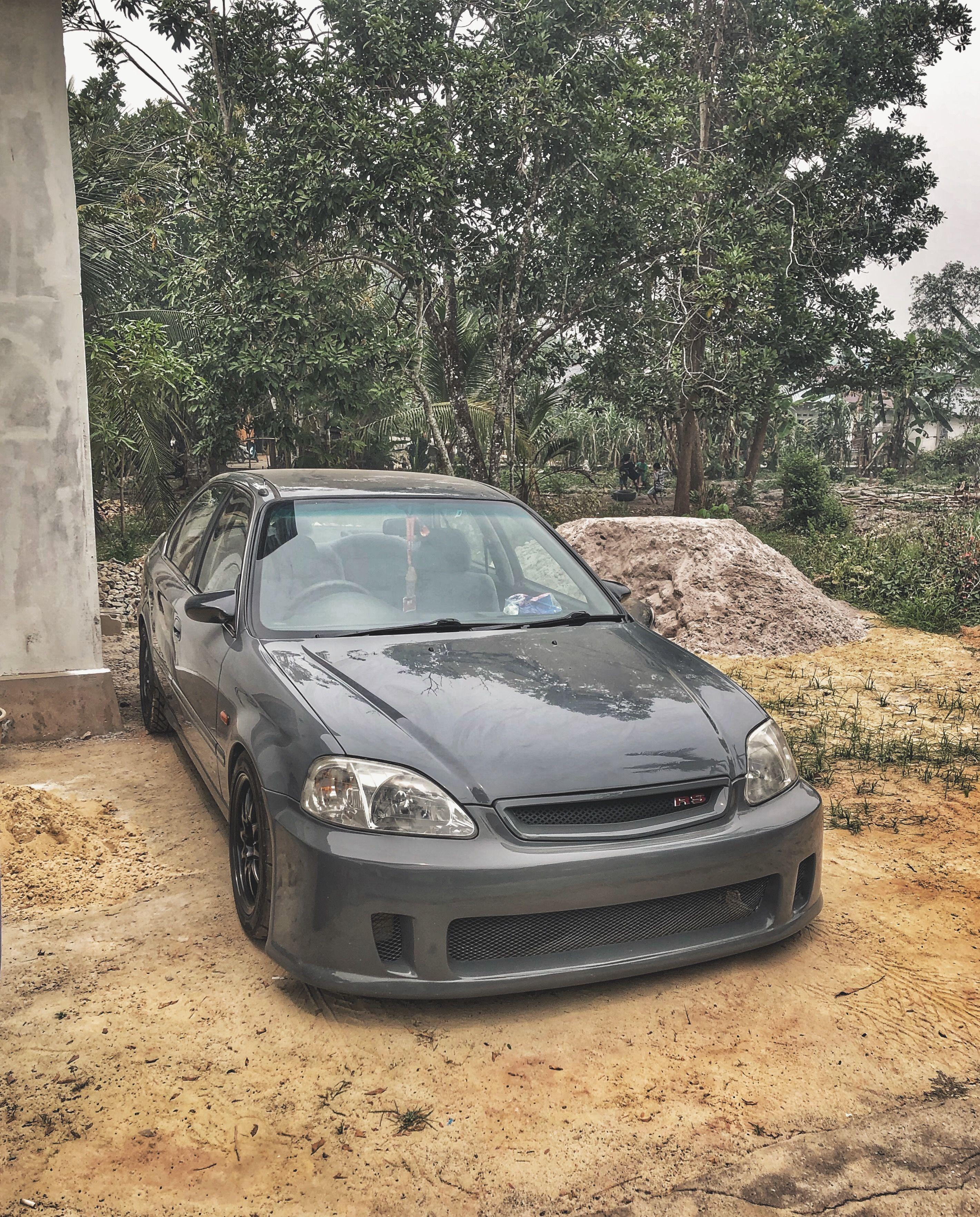 Civic Ferio A K A Civic Ek 4d A K A So4 Honda Civic Nardo Grey Civic