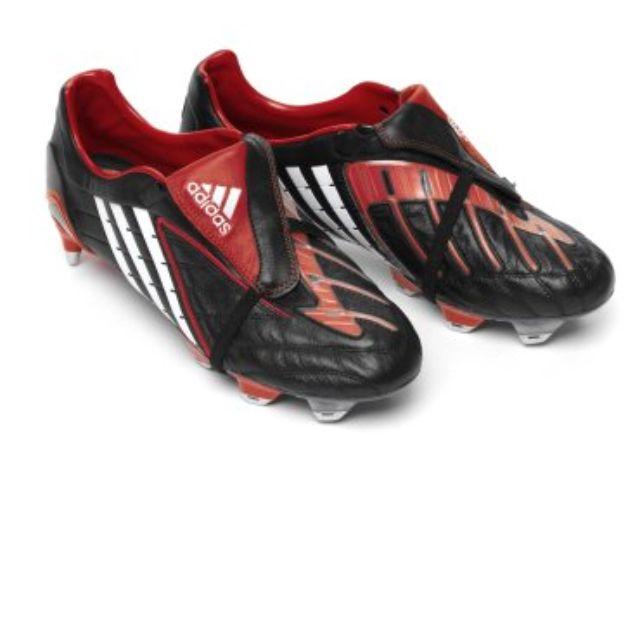 1st pair kangaroo leather cleat at U11. Adidas Predator Powerswerve ... 509cb66fbfa4