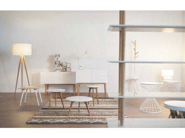 High on Wood - Esstisch Weiß Hochglanz Wohnzimmer Pinterest - wohnzimmer weis hochglanz