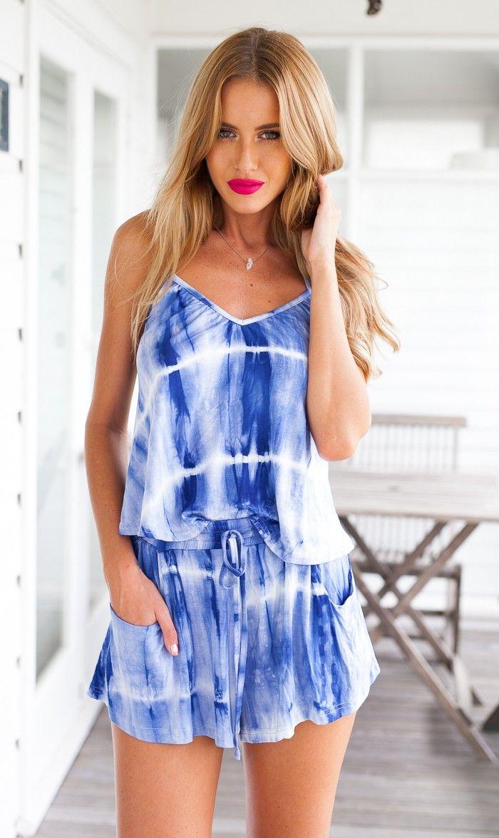 Mura Online Fashion Boutique | Ocean Spirit Crop