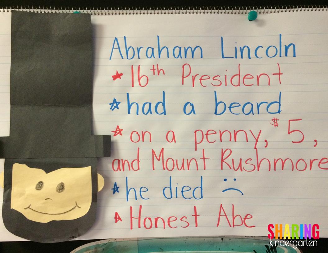 Abraham Lincoln Chart