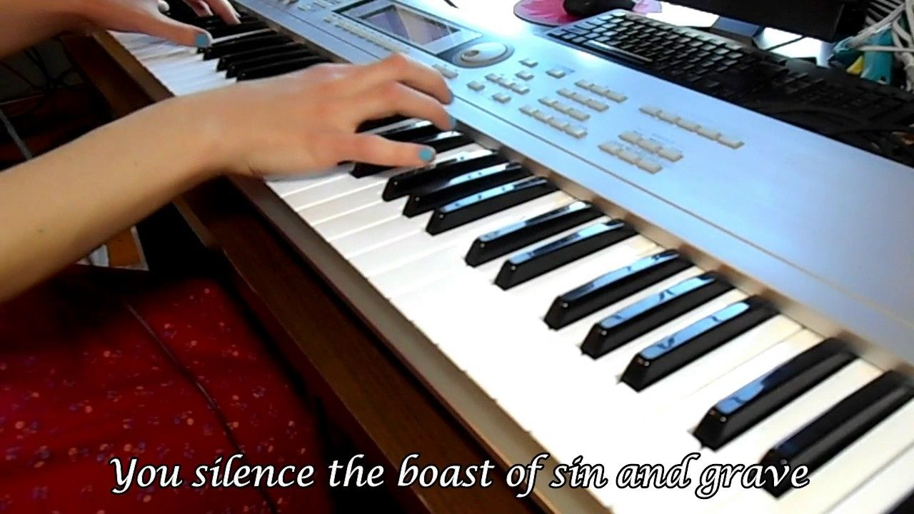 What A Beautiful Name Hillsong Piano Instrumental