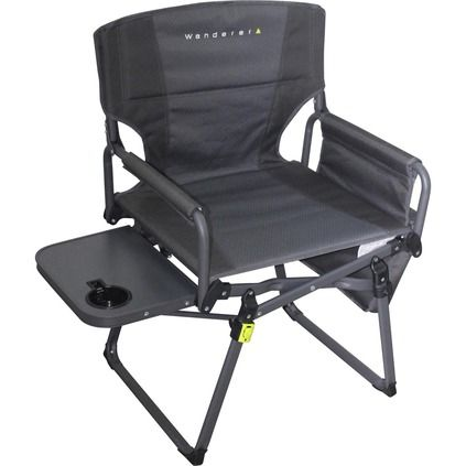 Wanderer Compact Directors Chair Camping Chairs Directors Chair
