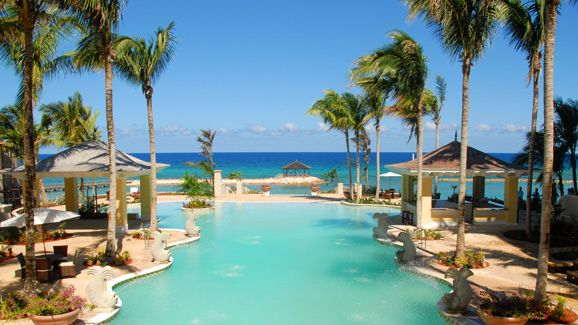 The Palmyra - Montego Bay, Jamaica  One of my favorite